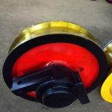 热销250-800单双边车轮组 单双梁行车用车轮组