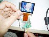 1.5寸液晶屏配AV驱动板(TD015THEB2)