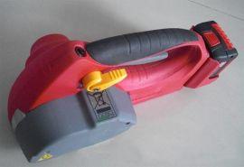 鹤山塑钢带打包机焊接平整连州电动捆扎机