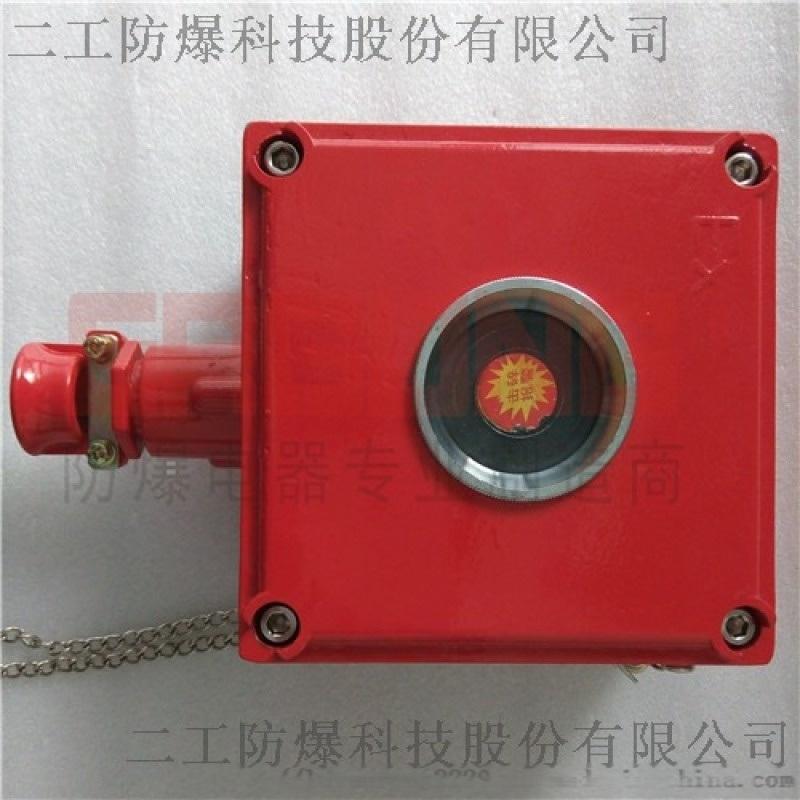 IIC級防爆操作控制箱兩地控制