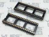 284-2.54mm IC 圆孔排针连接器 SMT
