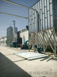 拼接板镀锌除尘器  木工除尘器