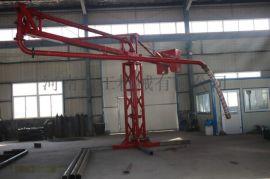 安徽铜陵15米手动布料机现货供应