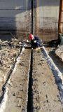 混凝土污水池伸缩缝带水补漏