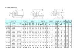 sdzc/绅达010.30.500 转盘轴承 转盘轴承是一种能够同时承受较大的轴向负荷、径向负荷和倾覆力矩等综合载荷的
