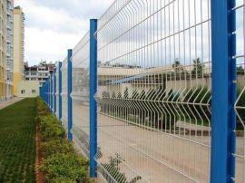 【诚信商家】供应小区折弯围栏网、护栏网、防护网护栏网