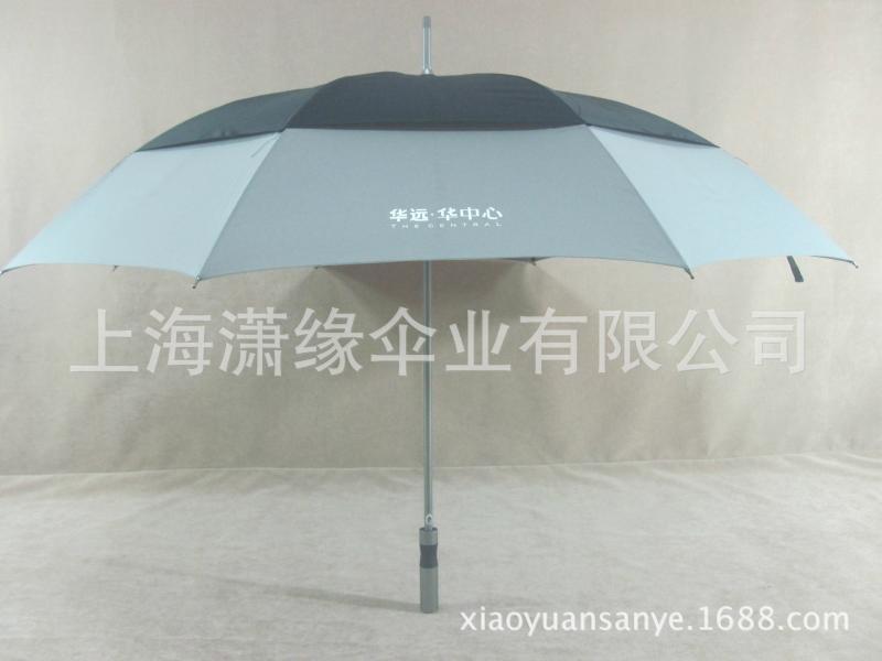 超大纤维骨架高尔夫伞、**防风伞架