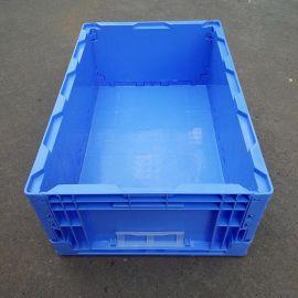 塑料物流折叠箱、塑料折叠箱,塑料5c周转箱
