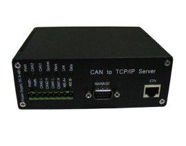 京金华TNODE-N2两路CAN转以太网转换器