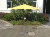 庭院中柱傘