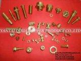 优质铜盖母,铜盖帽,铜螺母