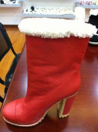 看圖片開發秋冬季高跟女靴