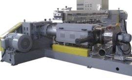 PVC电缆料造粒机(GZS-65/150型)