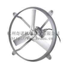 FA耐高温防爆型铝合金风叶铜线电机工业排气风扇