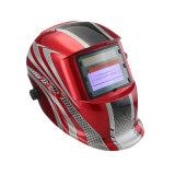 全脸防护面罩自动变光焊帽面罩
