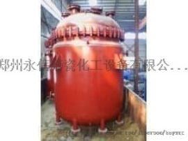广州东莞3000L电加热搪瓷反应釜厂家