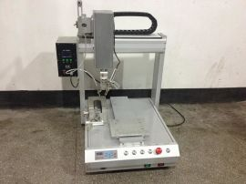 自动焊锡机 焊锡机器人 桌面焊锡机 3轴焊锡机 4轴焊锡机