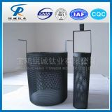污水處理用鈦陽極網桶 釕銥塗層鈦陽極網筒