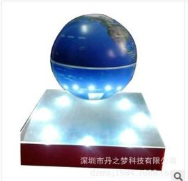 4寸地球仪 实用生日礼物办公室摆件 创意高档商务礼品