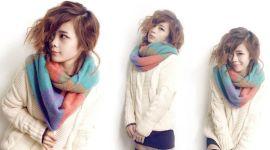 北京青年针织围巾 韩版男女围巾围脖【龙爱针织】
