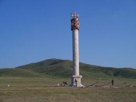 汉白玉浮雕文化柱,石雕文化柱