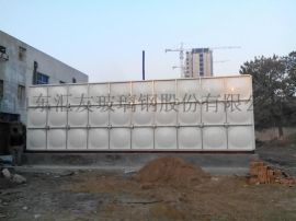 山东汇友玻璃钢储热水箱厂家