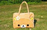 毛絨玩具2015新款小熊電腦包 手提包 單肩包 可來圖定做