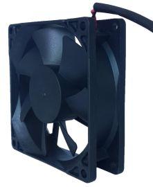 MX8025直流防水风扇,无刷轴流风扇,变频器风扇
