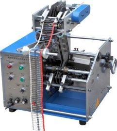 ZR-106E 全自动带式电阻(二极体)剥纸带成型机-FK型