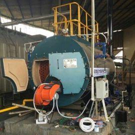 卧式2吨燃气天然气锅炉
