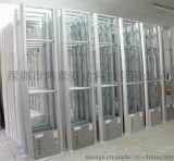 超市商場服裝電子防盜門/防盜報警設備_ eas超市防盜門