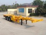 亚中WPZ9400TJZG型集装箱运输半挂车