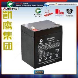12V4AH卷帘门电源户外音响便携式系统太阳能门禁报警应急系统UPS