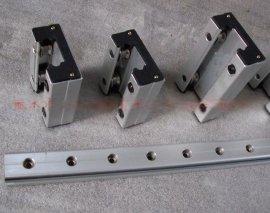 浙江丽水LGD/SGR型双轴芯导轨轴承钢铝合金