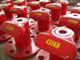 船用配件系船柱 150KN系船柱可定制