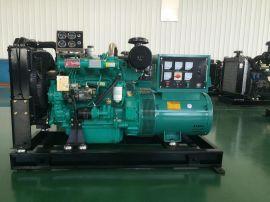 厂家批发潍柴系列柴油发电机组纯铜50KW可移动