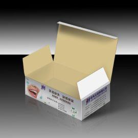 四川瓦楞纸义齿盒厂 白卡纸义齿盒厂