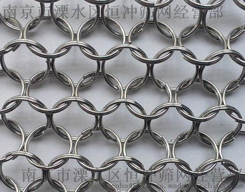 南京供应新款铝合金金属装饰网规格齐全质量最好