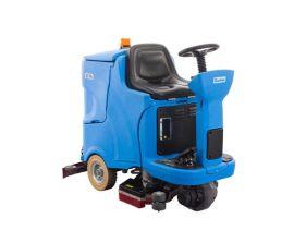 河南驾驶式洗地机厂家GT115 全自动电瓶驾驶式洗地车
