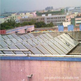 工业真空管太阳能热水器  学校酒店医院太阳能热水工程安装 平板太阳能  热泵热水器