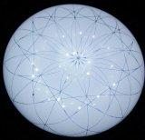 供应温馨LED吸顶灯 创意面包灯 卧室灯 阳台灯书房灯 节能灯环保亚克力灯