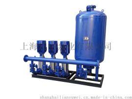 上海连宇LYGW-0.75-1/1变频调速给水设备