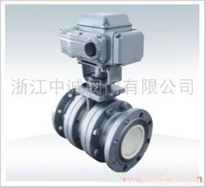 供應中誠Q941TC電動陶瓷球閥,陶瓷球閥