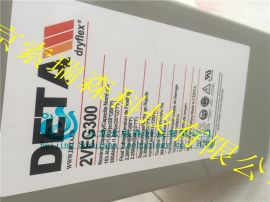 德国银杉蓄电池DETA2V300AH