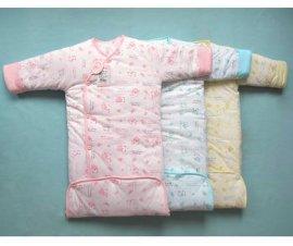 婴儿纯棉印花小睡袋 (LY-1070)
