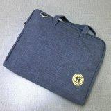 工廠定制手提商務包筆記本平板電腦包男士單肩公文包文件包收納包