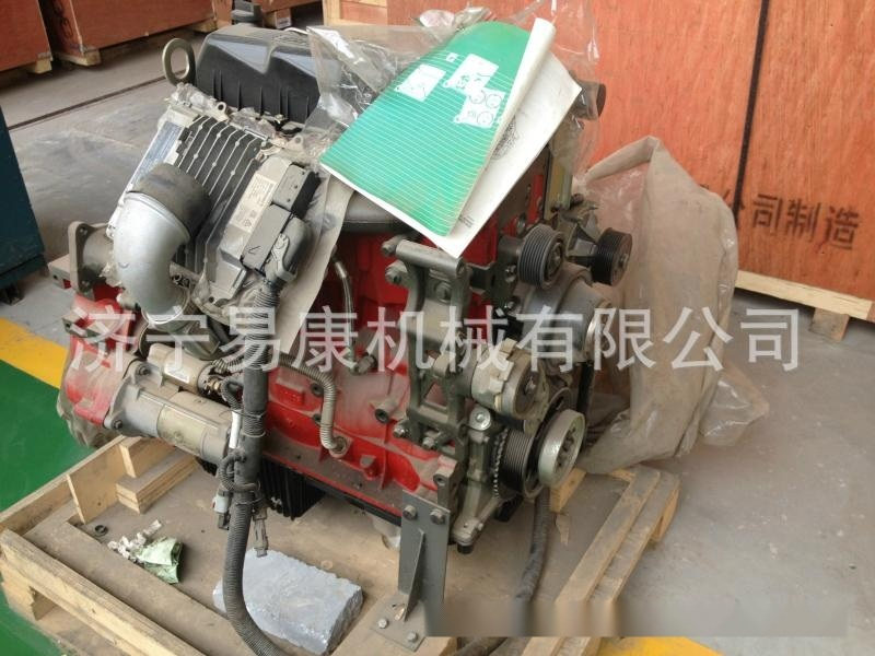 康明斯ISF2.8s5161P 水泥泵車專用體積小
