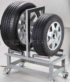 轮胎摆放架(LRL-QB-LT)