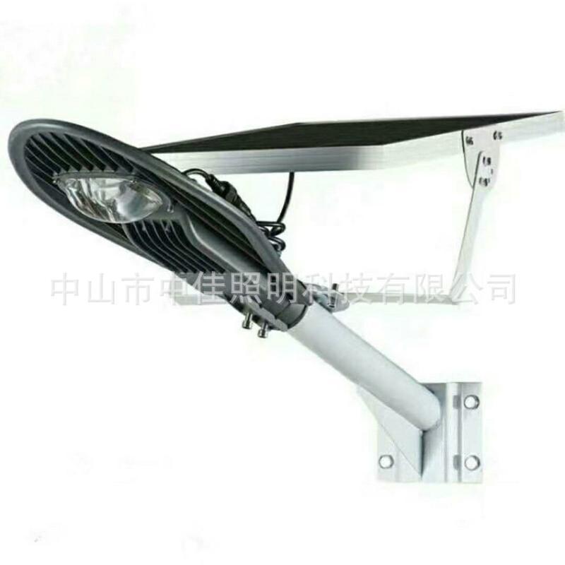 廠家供應led太陽能路燈30W寶劍太陽能路燈頭