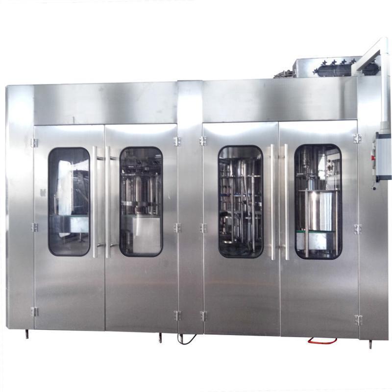 全自动5L直线灌装机及灌装机设备 厂家现货直销